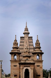 Mulagandhakuti Vihara Temple, Sarnath,