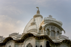 Krishna Temple, Vrindavin